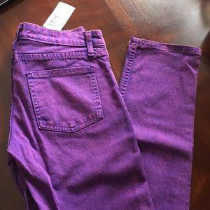 Rare! American Apparel light acid wash jeans